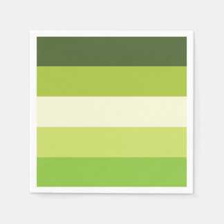 Granny Smith — Stripes Napkin