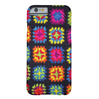 Granny Square Phone Case - Crochet Phone Case