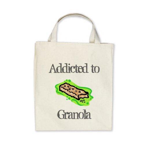 Granola Tote Bags