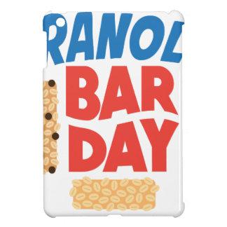 Granola Bar Day - Appreciation Day iPad Mini Cases
