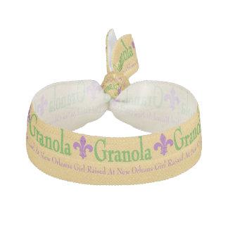 Granola, Girl Bracelet tie, Ribbon Hair Tie