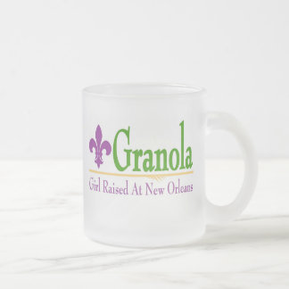 Granola Girl Raised At NOLa Mug
