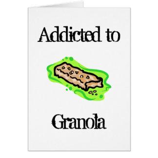Granola Greeting Card