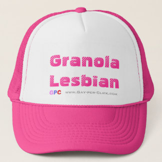 Granola Lesbian Hat by GPC