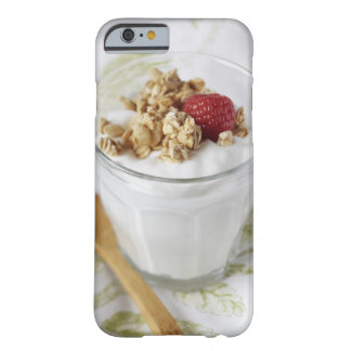 Granola, Oats, Toasted, Fruit, Berry, Raspberry, Barely There iPhone 6 Case
