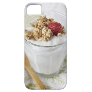 Granola, Oats, Toasted, Fruit, Berry, Raspberry, iPhone 5 Cases