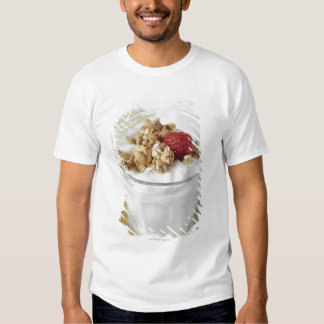 Granola, Oats, Toasted, Fruit, Berry, Raspberry, Shirt