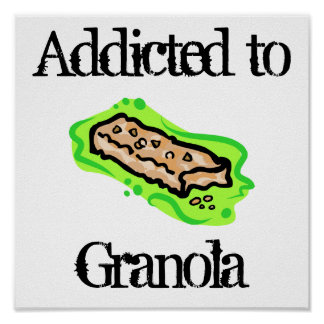 Granola Poster