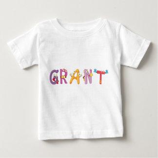 Grant Baby T-Shirt