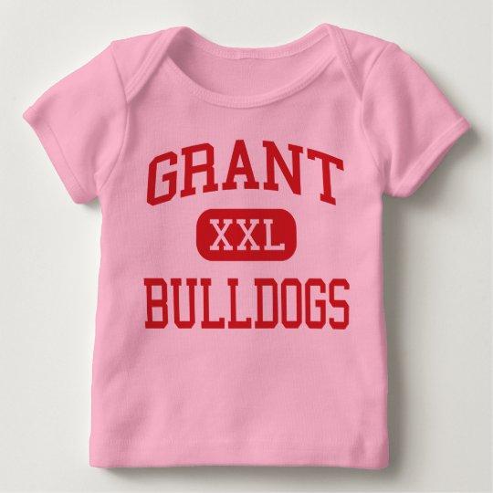 Grant - Bulldogs - Community - Fox Lake Illinois Baby T-Shirt