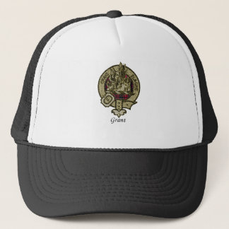 Grant Clan Crest Trucker Hat
