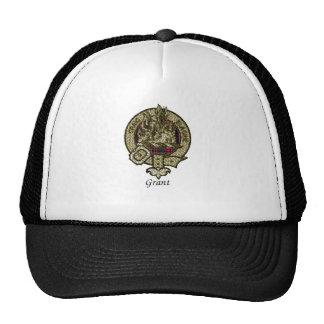 Grant Clan Crest Trucker Hat