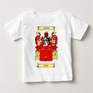 Grant Coat of Arms Baby T-Shirt