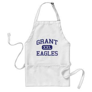 Grant Eagles Middle Albuquerque New Mexico Adult Apron
