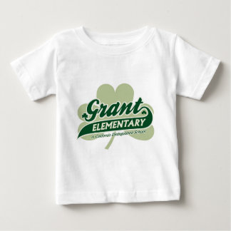 Grant Elementary Logo Products Baby T-Shirt