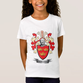 Grant Family Crest Coat of Arms T-Shirt