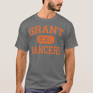 Grant - Lancers - High - Van Nuys California T-Shirt