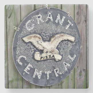Grant Park, Atlanta, Grant Central Pizza Coasters