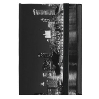 Grant Park Chicago Grayscale Case For iPad Mini