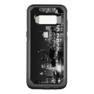 Grant Park Chicago Grayscale OtterBox Commuter Samsung Galaxy S8 Case