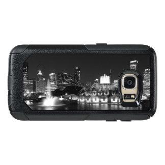 Grant Park Chicago Grayscale OtterBox Samsung Galaxy S7 Case
