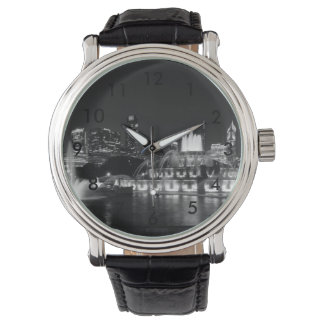Grant Park Chicago Grayscale Watch