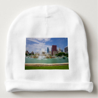Grant Park City View Baby Beanie