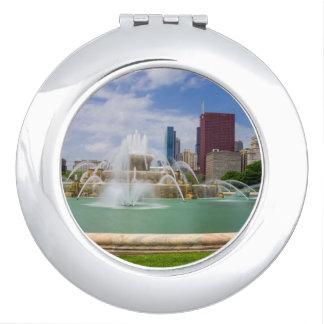 Grant Park City View Makeup Mirrors