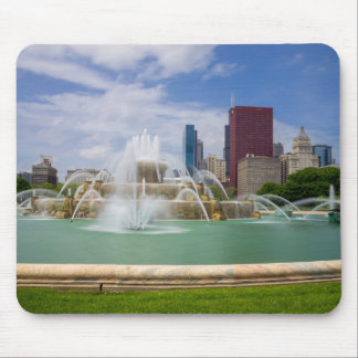 Grant Park City View Mouse Pad