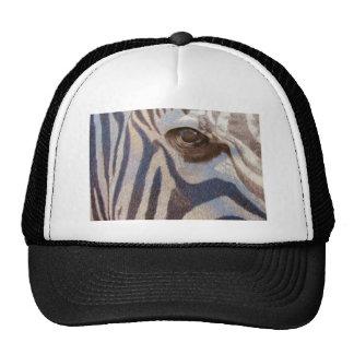 Grant's Zebra Trucker Hat