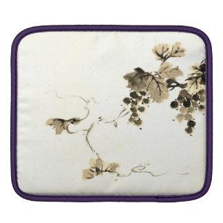 Grape Clusters 1800 iPad Sleeve