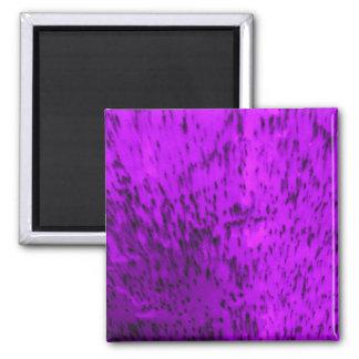Grape Earthenware Square Magnet