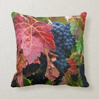 Grape Harvest Pillow