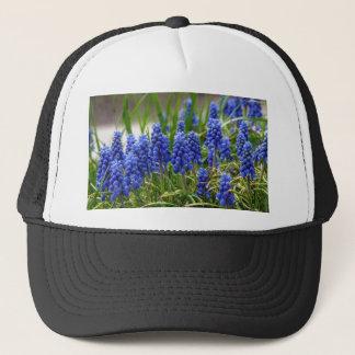 Grape Hyacinth Trucker Hat