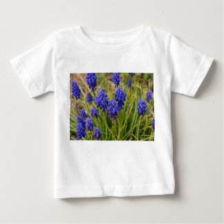 Grape Hyacinths Family Baby T-Shirt