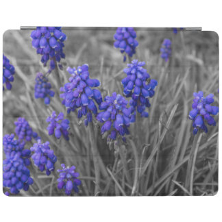 Grape Hyacinths Family Select iPad Cover
