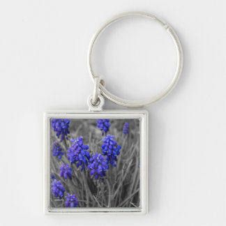 Grape Hyacinths Family Select Keychain