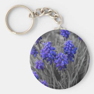 Grape Hyacinths Family Select Keychain