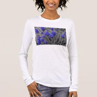 Grape Hyacinths Family Select Long Sleeve T-Shirt