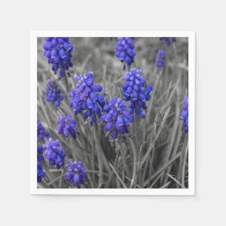 Grape Hyacinths Family Select Napkin