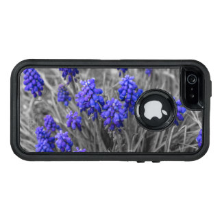 Grape Hyacinths Family Select OtterBox Defender iPhone Case