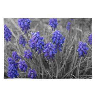 Grape Hyacinths Family Select Placemat