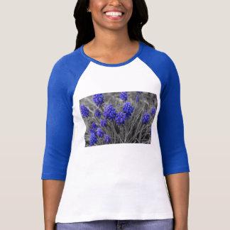 Grape Hyacinths Family Select T-Shirt