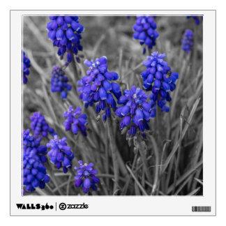 Grape Hyacinths Family Select Wall Decal