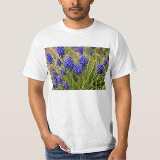 Grape Hyacinths Family T-Shirt