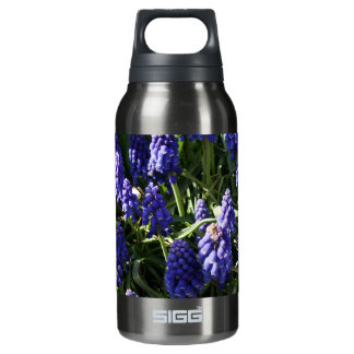 Grape Hyacinths Insulated Water Bottle
