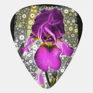 Grape Iris Guitar Picks Pick