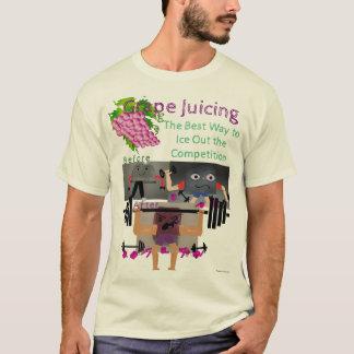 Grape Juicing T-Shirt