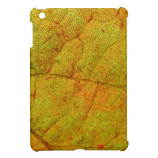 Grape Leaf Underside iPad Mini Cases