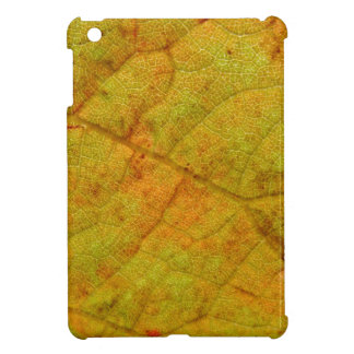 Grape Leaf Underside iPad Mini Covers